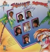 LP - Chris Wolff, Ibo, Tommy Steiner, ... - Sommer, Sonne, Holiday