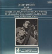 LP - Chubby Jackson - Chubby Jackson Sextet and Big Band