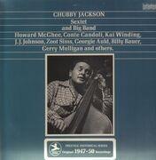 LP - Chubby Jackson - Chubby Jackson Sextet and Big Band