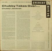 LP - Chubby Jackson - Chubby Takes Over