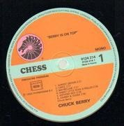 LP - Chuck Berry - Berry Is On Top - Mono