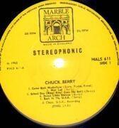 LP - Chuck Berry - Chuck Berry - STEREO