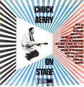 LP - Chuck Berry - Chuck Berry On Stage