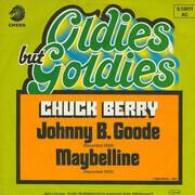 7inch Vinyl Single - Chuck Berry - Johnny B. Goode / Maybelline