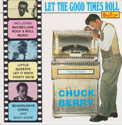 CD - Chuck Berry - Let The Good Times Roll