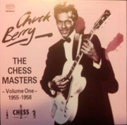 CD - Chuck Berry - The Chess Masters - Volume One - 1955-1958