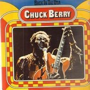 LP - Chuck Berry - Back In The USA