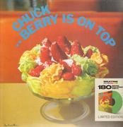 LP - Chuck Berry - Berry Is On Top - 180g Green Vinyl