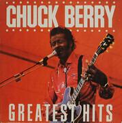 LP - Chuck Berry - Greatest Hits