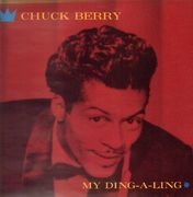 12inch Vinyl Single - Chuck Berry - My Ding-A-Ling