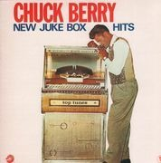 LP - Chuck Berry - New Juke Box Hits