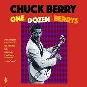LP - Chuck Berry - One Dozen Berrys - 2 BONUS TRACKS