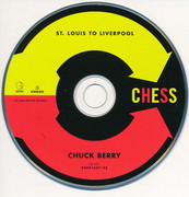 CD - Chuck Berry - St. Louis To Liverpool