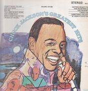 LP - Chuck Jackson - Chuck Jackson's Greatest Hits - Jamaican pressing