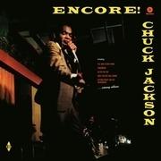 LP - Chuck Jackson - Encore! -Bonus TR/Ltd/HQ- - 4 BONUS TRACKS/ 180GR.