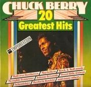 LP - Chuck Berry - 20 Greatest Hits