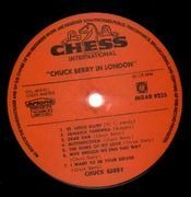 LP - Chuck Berry - Chuck Berry In London