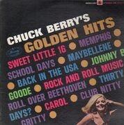LP - Chuck Berry - Chuck Berry's Golden Hits