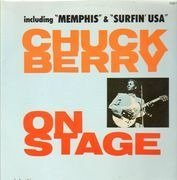 Double LP - Chuck Berry - Rockin' At The Hops