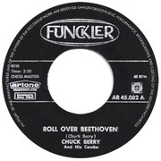 7inch Vinyl Single - Chuck Berry - Roll Over Beethoven / Sweet Little Sixteen