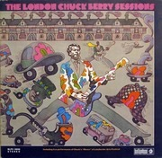 LP - Chuck Berry - The London Chuck Berry Sessions