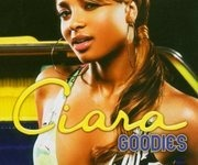 CD Single - Ciara - Goodies