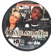 12inch Vinyl Single - Ciara, Diamonique, Lunch - 1,2, Step Remix / Bonnie And Clyde