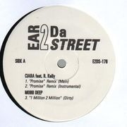12inch Vinyl Single - Ciara, Mobb Deep, Juganot - Ear 2 Da Street Vol. 176