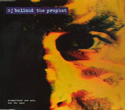 CD Single - CJ Bolland - The Prophet