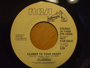 7inch Vinyl Single - Clannad - Closer To Your Heart
