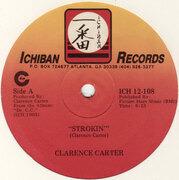 12inch Vinyl Single - Clarence Carter - Strokin' / Dr. CC