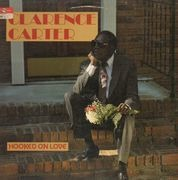 LP - Clarence Carter - Hooked on Love