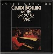 LP - Claude Bolling & Le Show Biz Band - Swing Session
