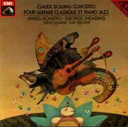 LP - Claude Bolling - Concerto Pour Guitare Classique Et Piano Jazz