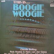 LP - Claude Bolling, Freddie Slack - This is Boogie-Woogie