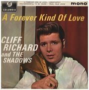 7inch Vinyl Single - Cliff Richard & The Shadows - A Forever Kind Of Love - Original UK EP
