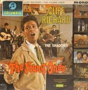 LP - Cliff Richard & The Shadows - The Young Ones - Blue/Black Label