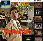 LP - Cliff Richard & The Shadows - The Young Ones - Green Labels