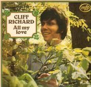 LP - Cliff Richard - All My Love