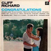 LP - Cliff Richard - Congratulations