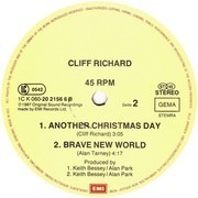 12inch Vinyl Single - Cliff Richard - Remember Me