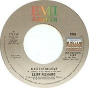 7inch Vinyl Single - Cliff Richard - A Little In Love / Everyman