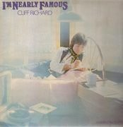 LP - Cliff Richard - I'm Nearly Famous - Textured sleeve