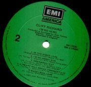 LP - Cliff Richard - I'm No Hero