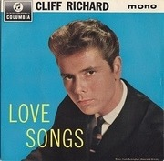 7inch Vinyl Single - Cliff Richard - Love Songs - EP