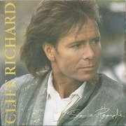 7inch Vinyl Single - Cliff Richard - Some People - Silver labels