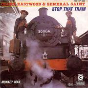 7inch Vinyl Single - Clint Eastwood & General Saint - Stop That Train
