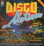 LP - Clout, Umberto Tozzi, Smokie, Luv'… - Disco Motion - With Big LUV-Poster
