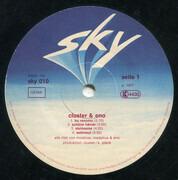 LP - Cluster & Brian Eno - Cluster & Eno