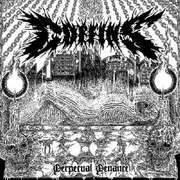 Double LP - Coffins - Perpetual Penance - COMPILATION OF MANY SPLIT RELEASES MATERIAL